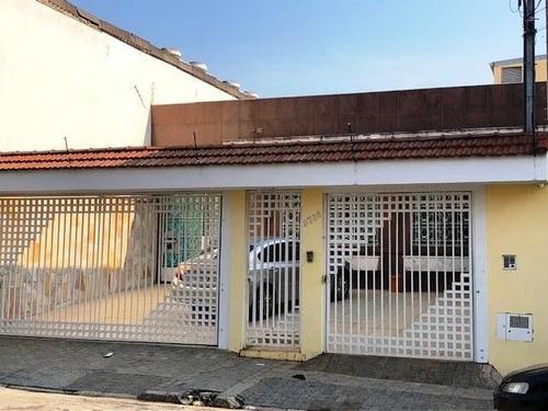 Casa À Venda, 370 M² Por R$ 1.550.000,00 - Mooca - São Paulo/sp - Ca0530