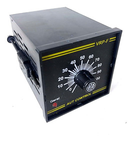 Variador De Potencia 220v Dimmer 2000w Vrp-f Potenciometro