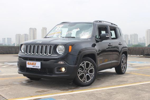 Jeep Renegade Motor 1.8 2018 Preto