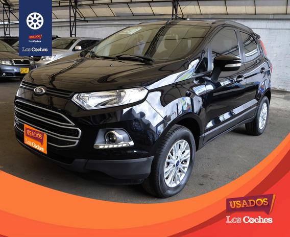 Ford Ecosport Se Aut 2.0 Placa Uuq743