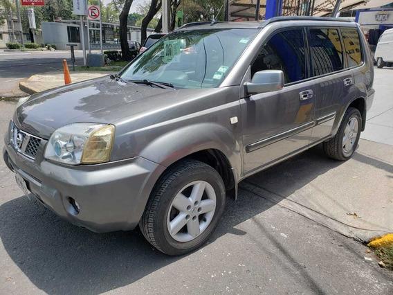 Nissan X-trail Le Confort T/a 4x2 5 Ptas 2.5 2007 Llevatela