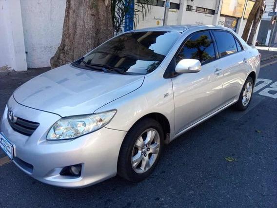 Toyota Corolla Xei 1.8 Automatico 2009