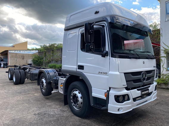 Mb Atego 2430 2014 Bitruck Chassi