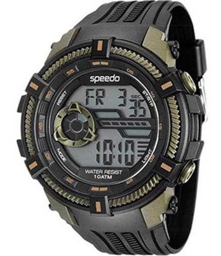 Relógio Speedo Masculino 80591g0evnp2 Preto | Novo