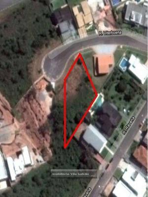 Terreno Condomínio Fechado Arujá - 843 M² - 0454-1