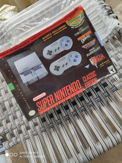 Super Nintendo Classic Hdmi