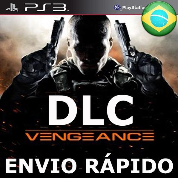 Dlc Vengeance Cod Bo2 - Ps3 Psn*