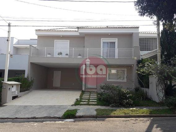 Linda Casa No Condomínio Tivoli - Ca1720