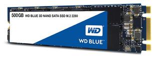 Wd Blue 3d Nand 500gb Pc Ssd - Sata Iii 6 Gb / S M.2 2280