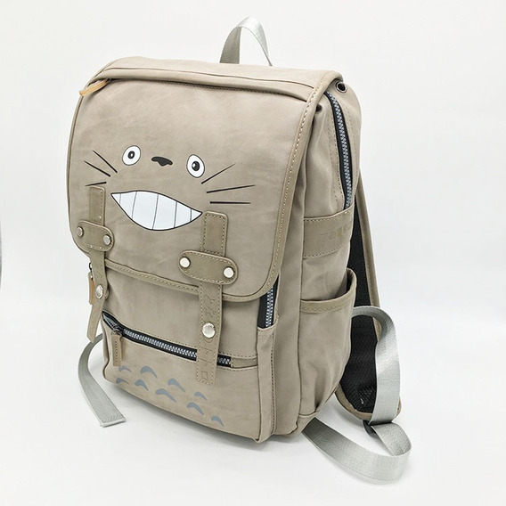 Mochila Totoro Vinilica Studios Ghibli Importada