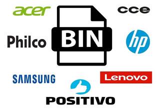 Arquivo Bios Positivo Acer Lenovo Hp Etc (para Download). Envio Em Até 2 Horas