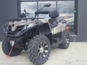 Cuatriciclo Gamma Mountaineer C Force 450 Camo Atv Smmotos