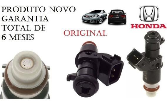 Bico Injetor New Civic 1.8 Flex 8 Furos 2006 - 2011 Original