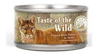 Alimento Natural Gato Lata Canyon River Feline 156 Gr