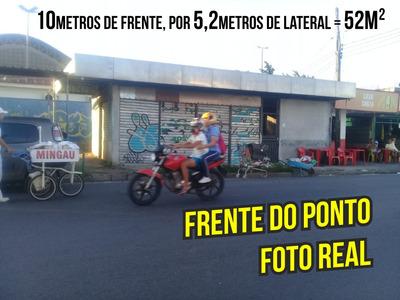 Ponto Comercial - Cj Manôa - Manaus-am