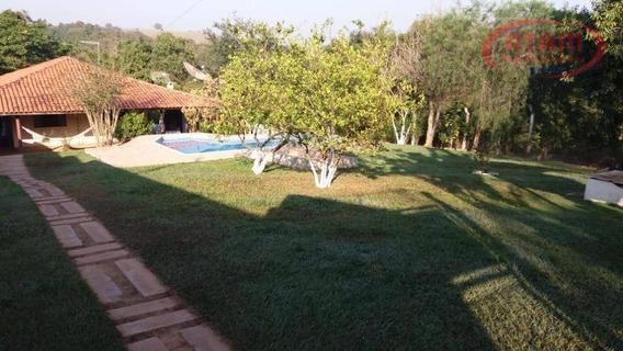 Chácara Jumirim-3.000m2-70m2 Casa-piscina-churrasqueira - Ch0002