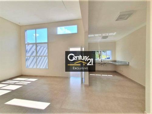 Imagem 1 de 24 de Casa À Venda, 120 M² Por R$ 795.000,00 - Condomínio Jardim Brescia - Indaiatuba/sp - Ca0905