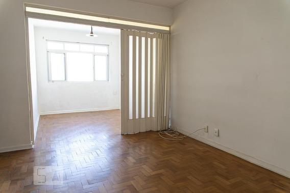 Apartamento Para Aluguel - Santa Cecília, 1 Quarto, 39 - 893118393