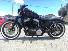Harley Davison Iron Nightster 1200cc Cara Balnca Seminueva