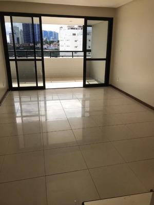Apartamento 3 Quartos Sendo 1 Suíte 131m2 Na Pituba - Lit121 - 33907571