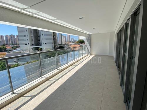 Imagem 1 de 15 de Apartamento: 181 M², 4 Dormitórios, 2 Suítes, 3 Banheiros E 3 Vagas No Brooklin. - Cf66556