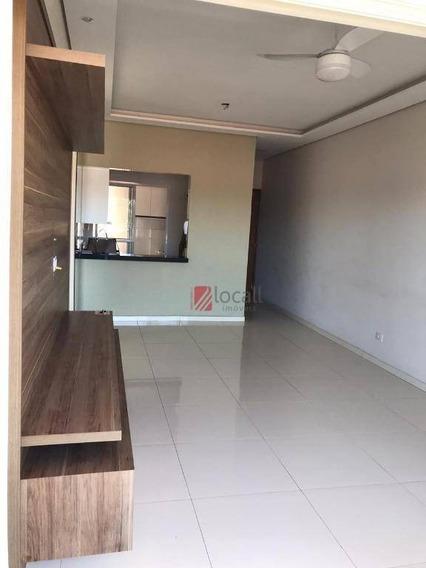 Apartamento Com 2 Dormitórios, 72 M² - Venda Por R$ 390.000,00 Ou Aluguel Por R$ 1.300,00/mês - Boa Vista - São José Do Rio Preto/sp - Ap2186
