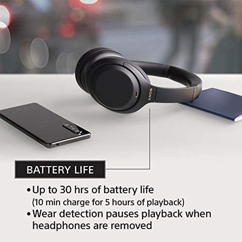 Imagen 1 de 1 de Sony Wh-1000xm4 Auriculares Inalambricos Con Cancelacion D