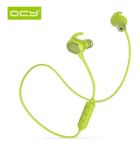 Fone De Ouvido Bluetooth 4.1 Tws Wireless Qcy Qy19