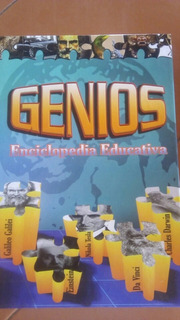 Enciclopedia Educativa Genios