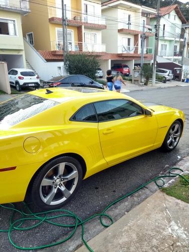 Chevrolet Camaro 2ss Com Teto Solar
