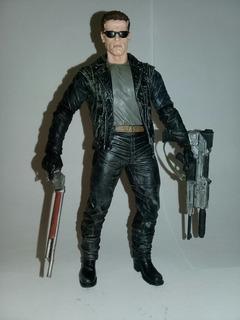Terminator Neca Pescadero Escape Loose Completo