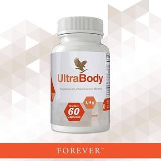 Suplemento Vitamínico E Mineral Forever Ultrabody