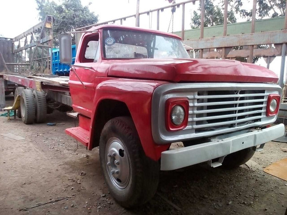 Camion Ford Doble Eje