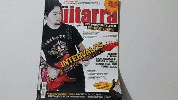 Revista Cover Guitarra -janeiro 2009