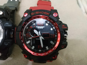 Kit 6 Relógios Casio G-shock - Mudmaster E Steel