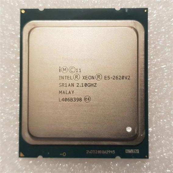 Kit 6 Processadores E5-2620 V2 6cores/12threads