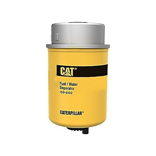 Caterpillar 1596102 159-6102 Separador De Agua De Combustibl