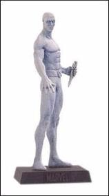 Miniatura Marvel Eaglemoss Homem De Gelo, Omega V 60