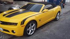Chevrolet Camaro Lt V6 Rs 2011 Amarelo Conversivel