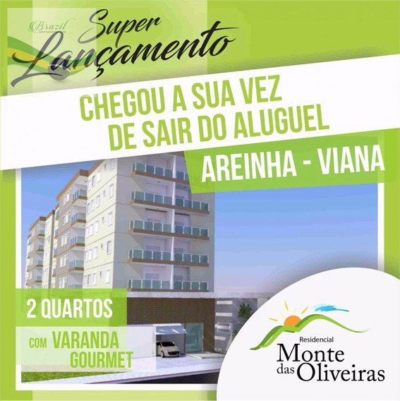 Apartamento A Venda No Bairro Arlindo Vellaschi Em Viana - - Ap0021-1