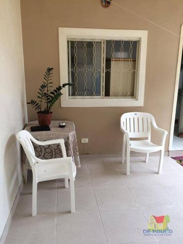 Imagem 1 de 16 de Sobrado Com 4 Dormitórios À Venda, 139 M² Por R$ 630.000,00 - Tatuapé - São Paulo/sp - So0603