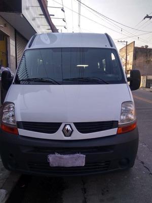 Renault Master Completa Com Ar Inteiro