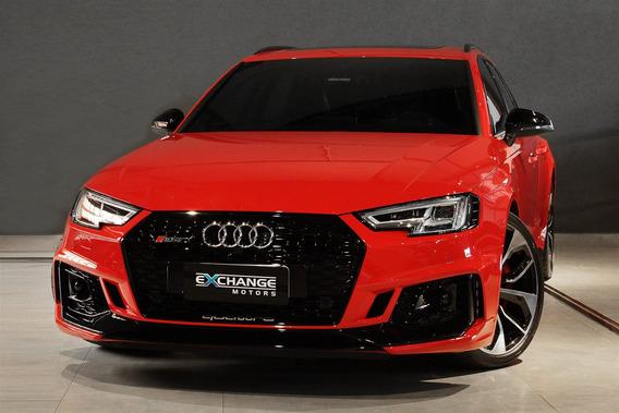 Audi Rs4 2.9 V6 Fsi Gasolina Avant Quattro Tiptronic