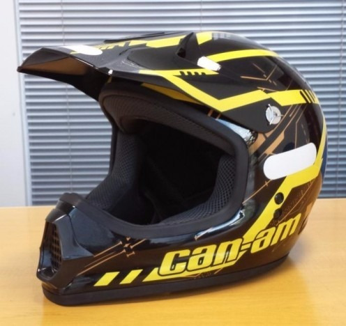Capacete Can-am Modelo X1 Cross