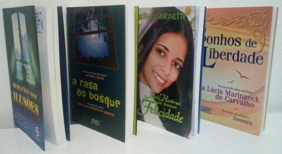 A Casa Do Bosque, Sonho De Liberdade + 2 Livros