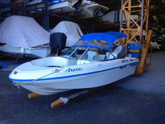 Lacha Open 460 Motor Honda 50