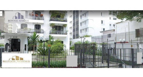 Imagem 1 de 1 de Apartamento À Venda Em Moema, Edifício Renata, 4 Dormitórios Sendo 2 Suítes Com Varanda, Sala De Estar, Jantar E Tv, 3 Vagas, 230 M², São Paulo. - Ap1185