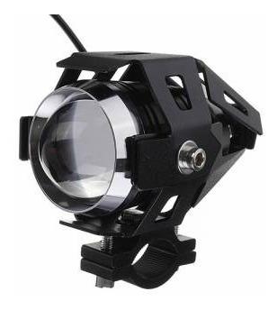 Farol Milha Luz Auxiliar Neblina Moto Universal Tipo Xênon
