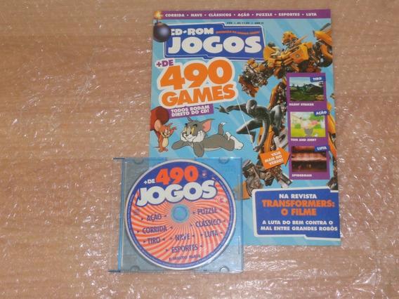 490 Jogos - Tartarugas Ninjas , Scooby-doo , Pikachu - Pc
