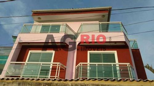 Casa De Rua-à Venda-jardim Sulacap-rio De Janeiro - Agv73281